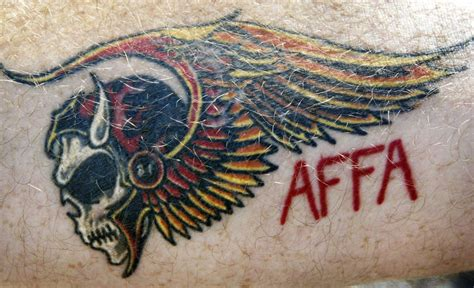 tattoo hells angels cardinal guzman