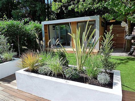 contemporary garden planting plans video