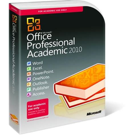 Microsoft Office Professional 2010 by Microsoft Office Professional 2010 Academic 32 64 Bit For