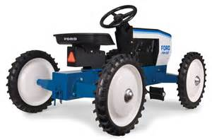 ford fw60 4wd pedal tractor