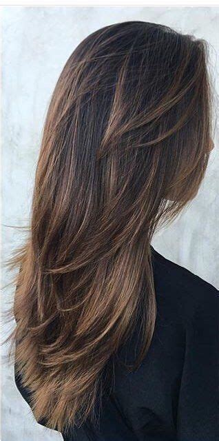 hair styles cut hair in layers and make curls or flicks best 20 long straight haircuts ideas on pinterest