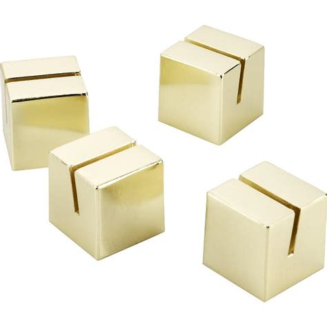 gold table card holders table card holders gold modern coffee tables and accent