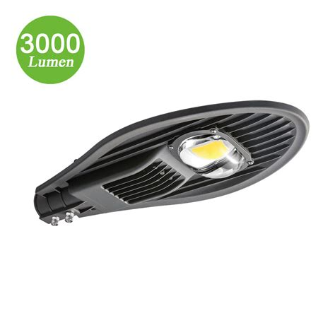 30w Led Street Lights 3000lm Led Roadway Lighting 100w Light Led
