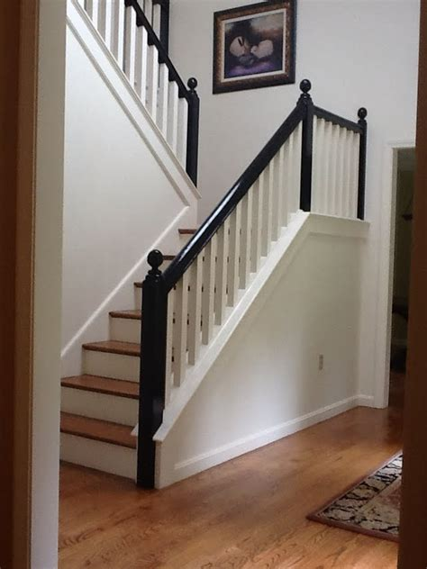 New Stair Banister by 1000 Images About Stair Railing On Stair