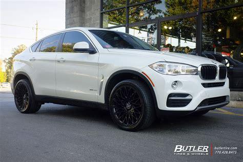Bmw X6 Wheels by Bmw X6 Custom Wheels Lexani Css16 20x Et Tire Size