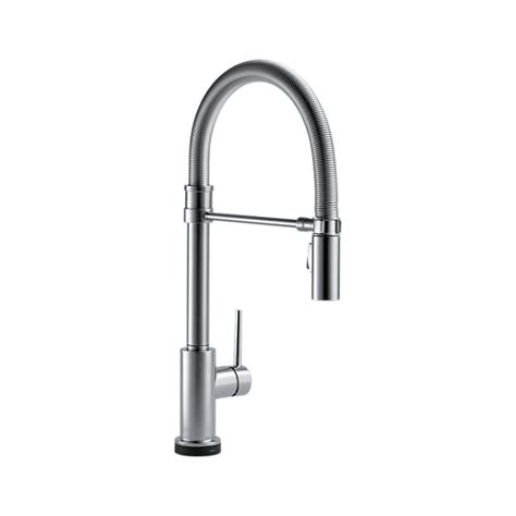Touch Activated Kitchen Faucets Touch Activated Kitchen Faucets 28 Images Trinsic 9659t Ar Dst Trinsic Pro Single Handle Pull