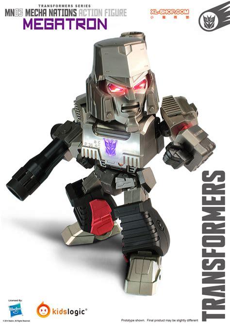 Bumblebee Transformers G1 Logic Mini Deformed kidslogic mechanation mn003 transformers g1 deformed megatron figure