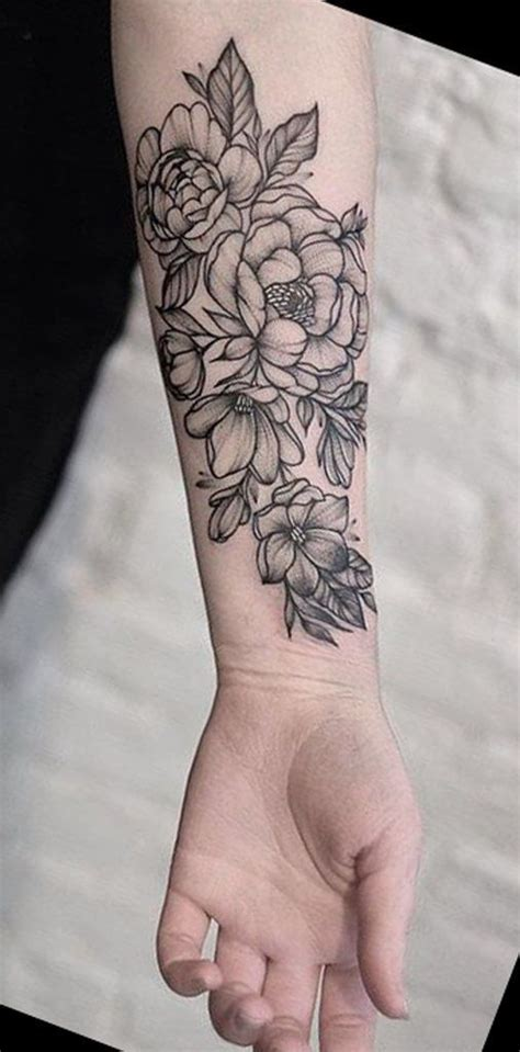 tattoo ink dried up best 25 black flower tattoos ideas on pinterest henna
