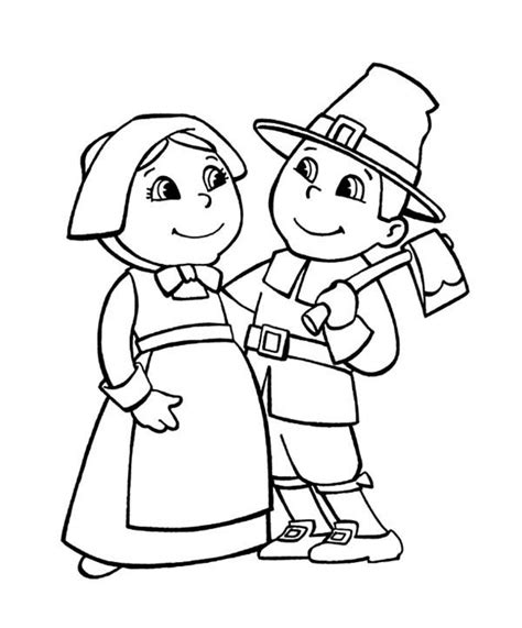 Pilgrims Coloring Pages Free free printable pilgrim coloring pages for best