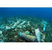 Seabed Pollution Photo Source Bouteilles &224 La Mer Org