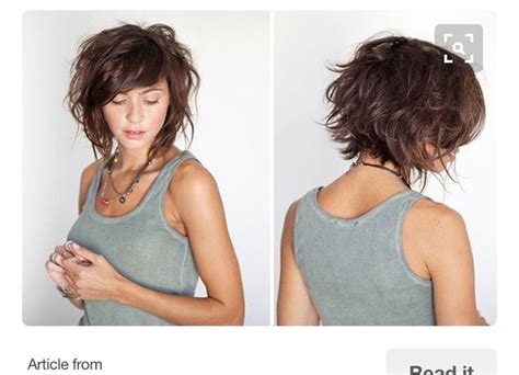 unde layer of hair cut shorter best 25 messy bob ideas on pinterest messy bob haircut