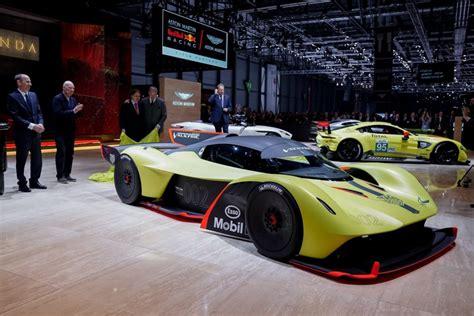 2020 Aston Martin Valkyrie by Aston Martin Valkyrie Amr Pro 2020 Presentation A Geneve