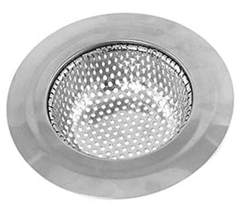 stainless steel sink cap perforated mesh design sink strainer used in sinks