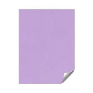 Purple Craft Paper - 50 sheets a4 pastel purple lilac 80gsm paper printer