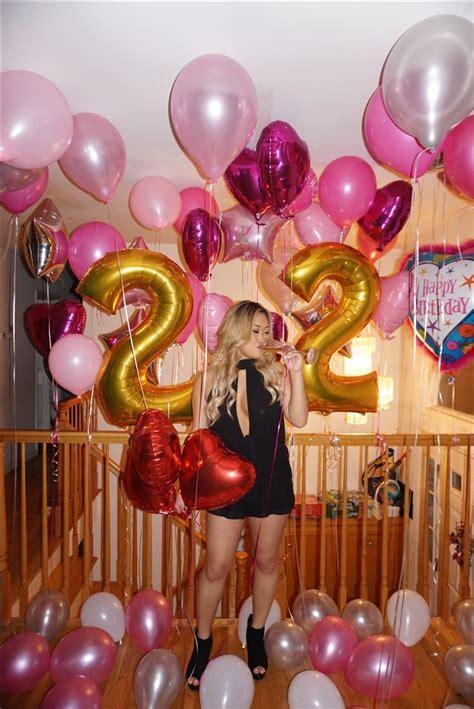 Number Balloon 22nd birthday birthday balloons number balloons