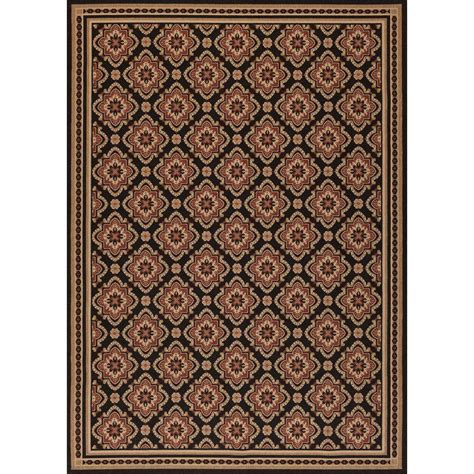indoor outdoor area rugs home depot upc 038698711144 hton bay indoor outdoor area rug hton bay rugs and black all