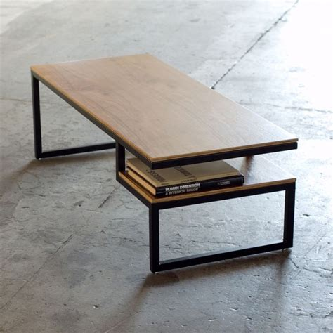 Desk Coffee Table by Gus Modern Ossington Coffee Table Coffee Tables Modern