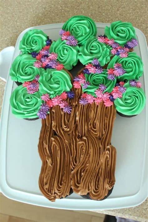 cupcake birthday cake ideas nobiggie