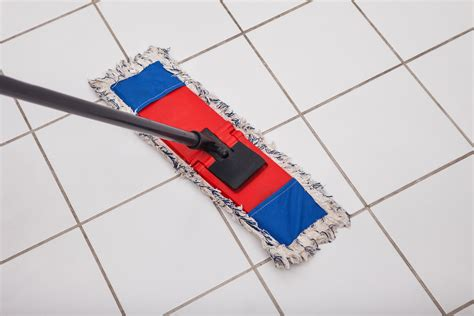 How To Mop Tile Floor by How To Remove 8 Common Stains From Porcelain Tile