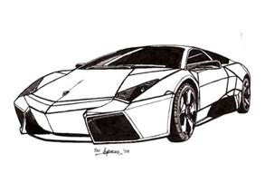 Drawings Of Lamborghini Lamborghini Reventon 2008 By Bapman On Deviantart