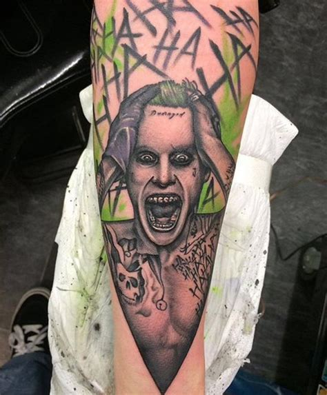 joker tattoo jared 202 best images about tattoo on pinterest triangle