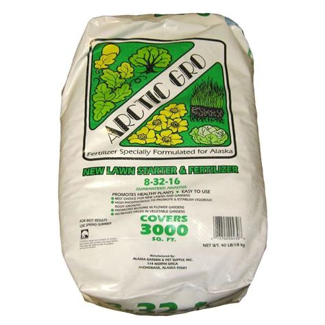 40 lb lawn fertilizer 8 32 16 46305110 the home depot