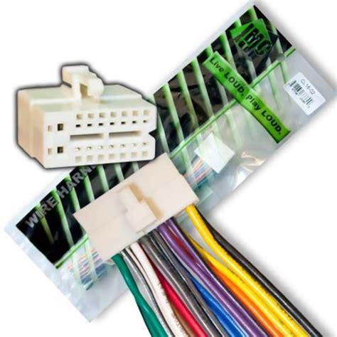 clarion wire harness m455 m455a dxz715 drx5675 vz409
