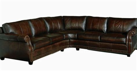 sectional sofas knoxville tn bradley leather sectional by bernhardt knoxville