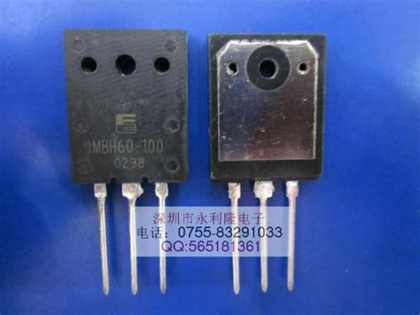 insulated gate bipolar transistor i 1mbh60 100 to 3pl 60a1000v insulated gate bipolar transistor igbt jpg