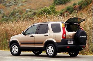 2002 honda cr v review, ratings, specs, prices, and photos