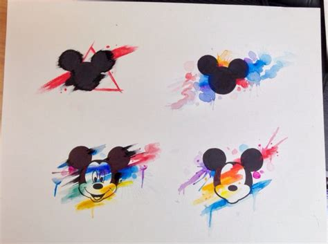 best mickey mouse best 25 mickey mouse tattoos ideas on disney