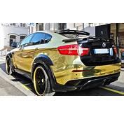 Los Autos Ba&241ados De Oro Es La &250ltima Moda