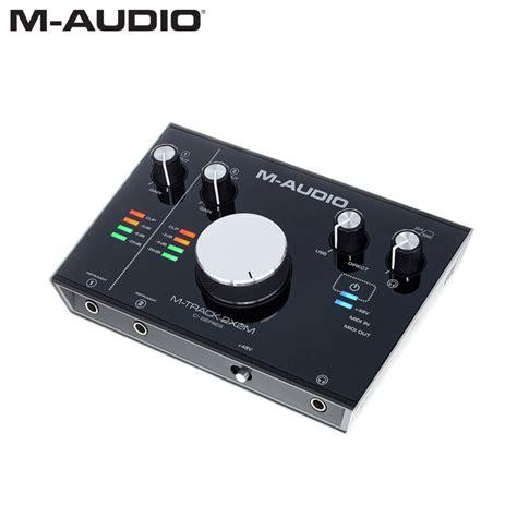 2x2m mrh audio malaysia m audio m track 2x2m usb audio interface