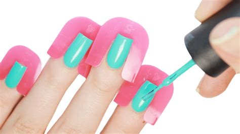 nails for older women 2014 slip on nail polish guards youtube