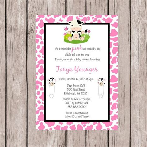 Cow Baby Shower by 25 Best Ideas About Cow Baby Showers On Baby