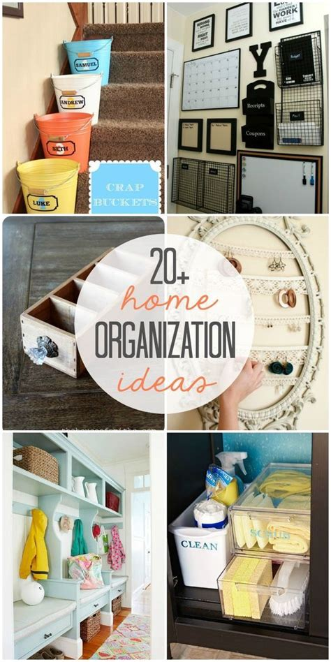 home organization hacks 1144 best images about organized home on pinterest