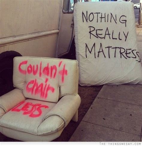 Nothing Really Mattress by 17 Best Images About Puns On Bad Puns