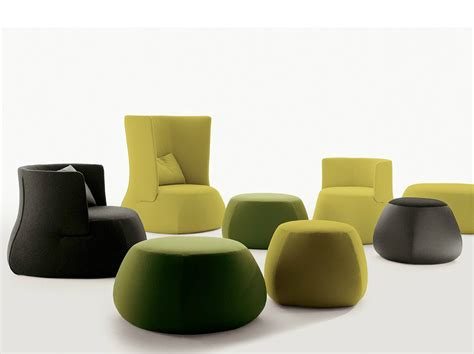 Sofa Pouffe by Sofa Pouf By B B Italia Design Urquiola