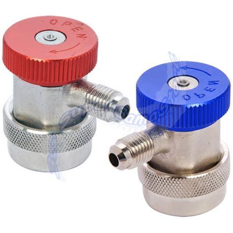 lade alta e bassa pressione 3s rubinetti alta e bassa pressione innesto rapido r134a