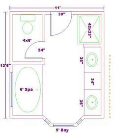 12 x 10 bathroom layout google search | new home ideas