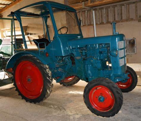 Traktor Oldtimer Lackieren by Hanomag R 16 Traktor Trekker Voll Restauriert Neu