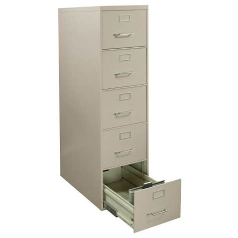 5 drawer file cabinet used steelcase used 5 drawer letter vertical file cabinet putty