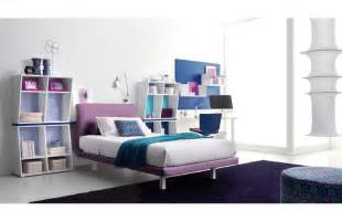 Teenage Bedroom Ideas Purple Blue Teen Bedroom Stylehomes Net