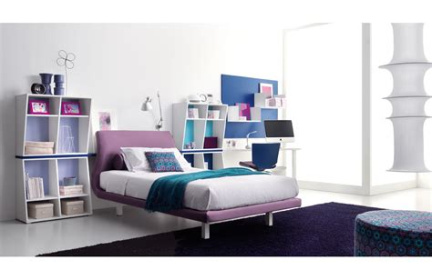 purple teenage bedrooms purple blue teen bedroom stylehomes net