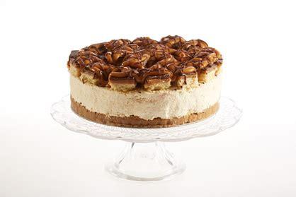The Handmade Cheesecake Company - caramel shortcake handmade cheesecake company