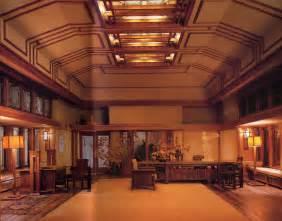 Frank Lloyd Wright Interiors Frank Lloyd Wright Interior Frank Lloyd Wright Pinterest