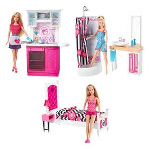 home design doll playset mattel