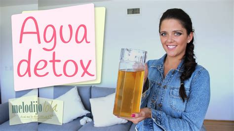Detox 3 Im Como Tomar by Agua Para Adelgazar Agua Detox C 243 Mo Hacer Agua Detox