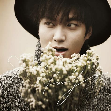 Min Ho Song For You mini album min ho song for you
