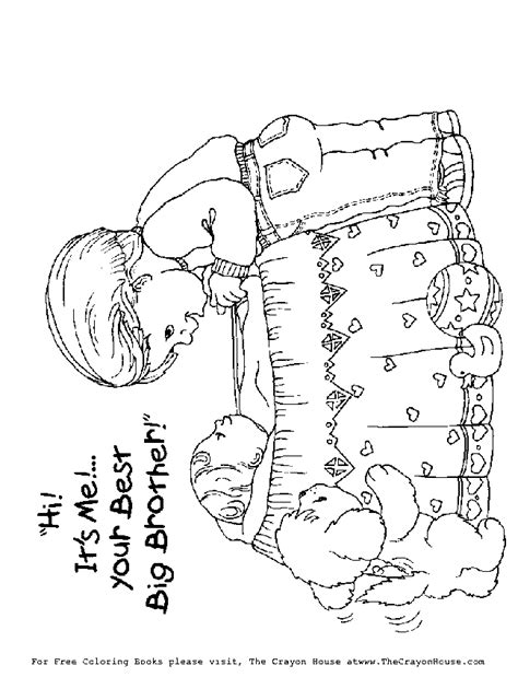 coloring pages baby sister mobile big brother little sister coloring pages coloring pages